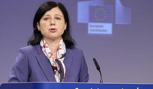 Wiceprzewodnicząca KE Vera Jourova