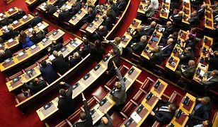Grecki parlament zaakceptował porozumienie z Macedonią