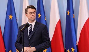 Piotr Müller był gościem TVP Info