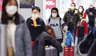 Koronawirus z Chin. Podejrzenie chorych bardzo blisko polskiej granicy