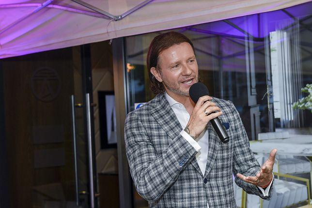 Radosław Majdan wsparł strajk mediów
