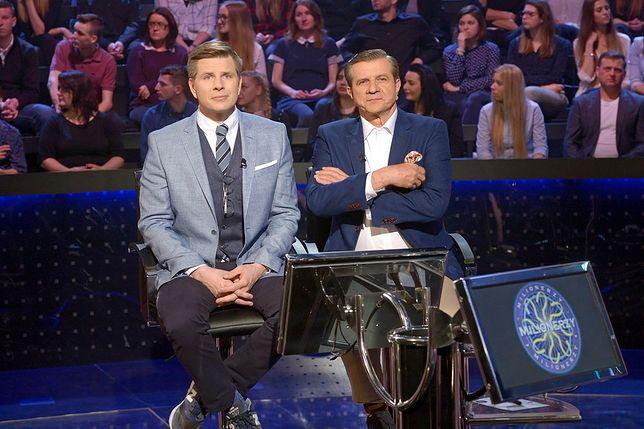 """Zygmunt Chajzer tłumaczy się z występu w """"Milionerach"""": """"Przed telewizorem wygrałbym milion"""""""