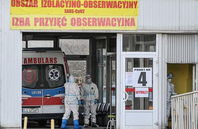 Pandemia koronawirusa prowadzi do rozprzestrzeniania się innych chorób
