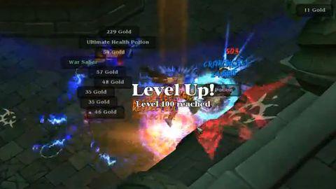 Niniejszym składam pokłon temu mistrzowi Torchlight 2