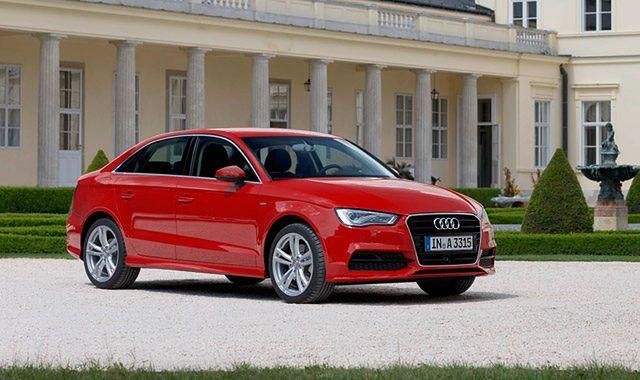 Najwyższe noty dla Audi A3 Limousine w testach zderzeniowych