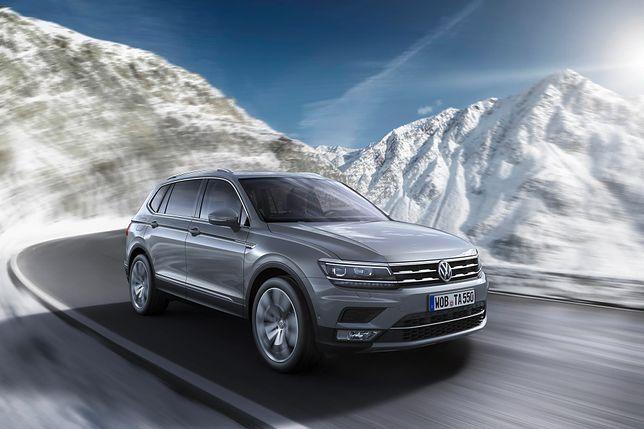 Volkswagen Tiguan Allspace (2017) - zdjęcia