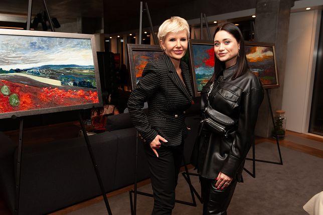 Joanna Racewicz i Walerija Żurawlewa