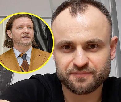"""Przed śmiercią zagrał w """"Dziewczynach z Dubaju"""". Kogo? Radosława Majdana"""
