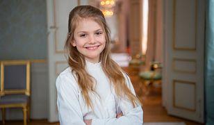 Szwedzka księżniczka skończyła 9 lat. Pozuje z bratem