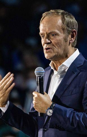 Donald Tusk na konwencji PO: Nie pozwolę żebyście zmarnowali tę energię