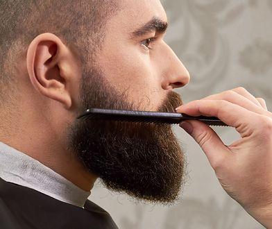Nawet długa broda wymaga odpowiedniej pielęgnacji