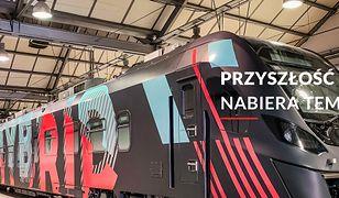 Pociąg hybrydowy polskiej firmy Newag