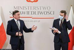 """Zbigniew Ziobro zgadza się z Kaletą. Chodzi o """"cenzurę chrześcijańskich treści"""""""