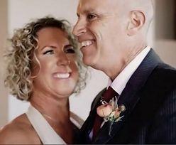 Bolesne i piękne wesele. Chory na Alzheimera oświadczył się żonie
