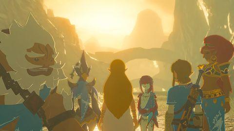 Z fana Nintendo stał się jednym z twórców nowej Zeldy