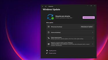 Windows 11: duża aktualizacja raz w roku, comiesięczne łatki bez zmian - Windows 11 i Windows Update