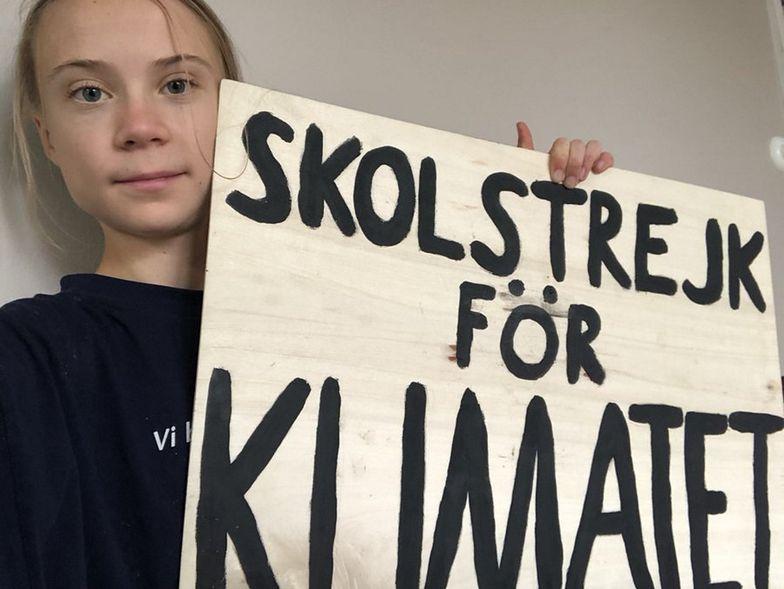 Greta Thunberg zawiesza strajki przed parlamentem Szwecji