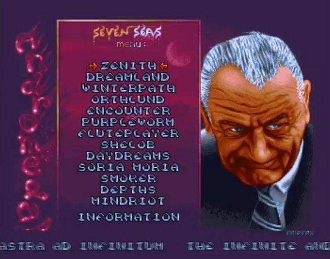 "Grafika autorstwa Fairfax'a z grupy Andromeda (""Seven Seas"" 1994)"