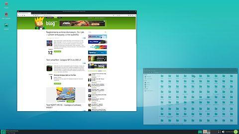 Manjaro Linux i Windows 10 – Dual Boot na Laptopie z UEFI