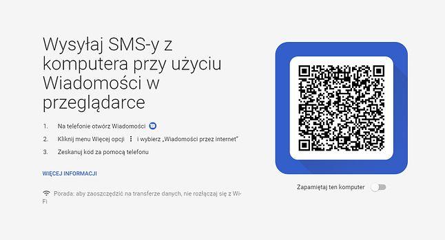 Webowa aplikacja jest w gotowości do działania. Pozostaje czekać na otrzymanie stosownej aktualizacji aplikacji na smartfonie.