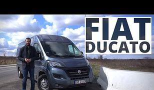 Fiat Ducato Furgon 2.3 MultiJet II 130 KM, 2015 - test AutoCentrum.pl #185