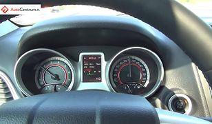 Fiat Freemont 3.6 V6 280 KM - pomiar spalania