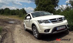 Fiat Freemont 3.6 V6 280 KM, 2014 - test AutoCentrum.pl #098