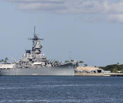 Strzelanina w Pearl Harbor. Ogień otworzył żołnierz marynarki wojennej