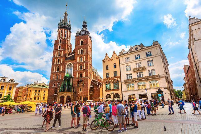 Kraków — pogoda na dziś. Czy we wtorek 27 sierpnia będzie upał? Sprawdź, jaką prognozę przewidziano dla Krakowa