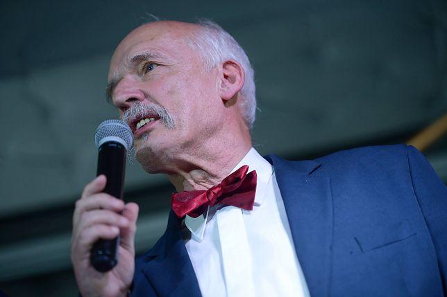 Janusz Korwin-Mikke ma wyjątkowo liczną rodzinę