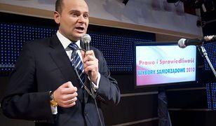 Andrzej Kosztowniak tłumaczył się z pytania