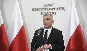 Karczewski: Sąd Najwyższy nie powinien się wypowiadać w tak dramatyczny sposób