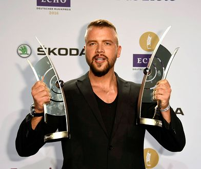 Raper Kollegah z nagrodami ECHO w 2016 roku