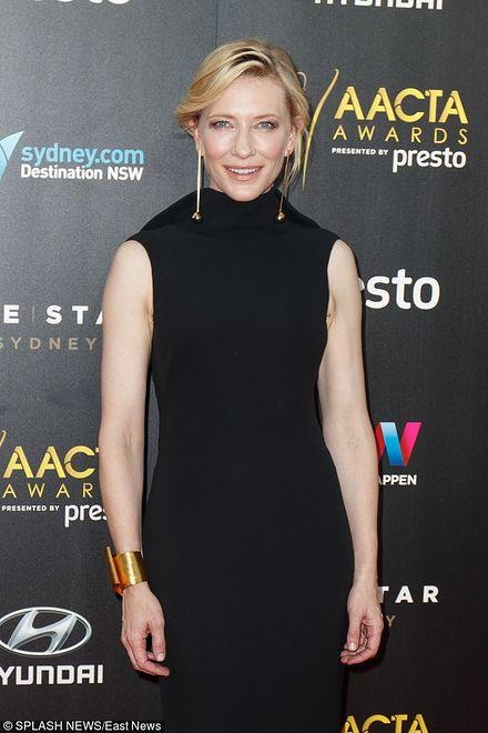 Cate Blanchett w sukni Giorgio Armani