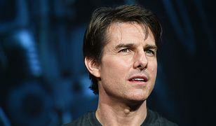 Tom Cruisem bogiem wg scjentologów