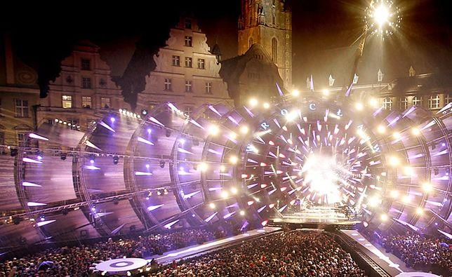 Sylwester we Wrocławiu z Telewizją WP!