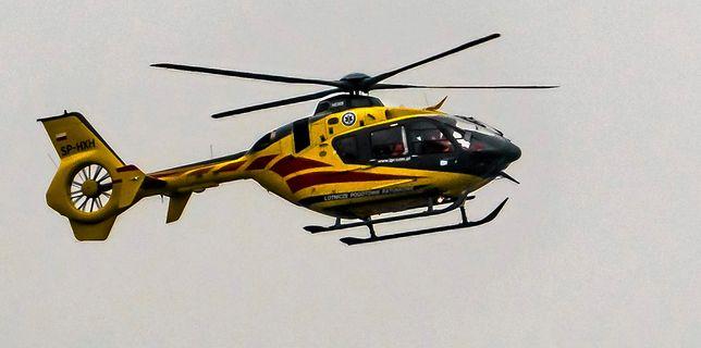 Groźny wypadek na Mazowszu. Cztery osoby ranne