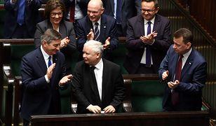 Jarosław Kaczyński zapowiedział, że Marek Kuchciński wystartuje w wyborach