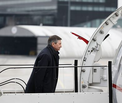 Po wybuchu afery z lotami rządowymi samolotami Marek Kuchciński stracił stanowisko marszałka Sejmu.