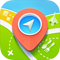 Offline Map Navigation Tracker icon