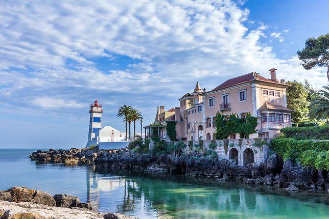 Wybrzeże Lizbońskie - Estoril i Cascais