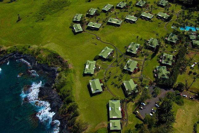 Travaasa Hana, Maui, Hawaje