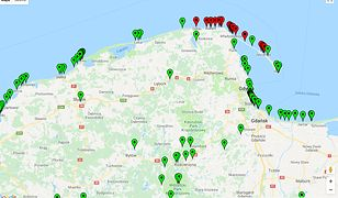 Zobacz, gdzie w Polsce jest czysta woda. W tych miejscach można się kąpać