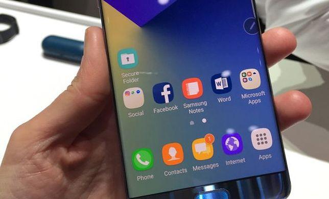 Samsung Galaxy Note 7: w USA zakazany w samolotach