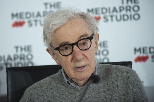 Woody Allen znalazł się pod ścianą po dokumencie i oskarżeniach o molestowanie