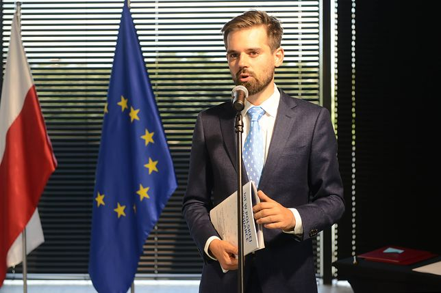 Wybory prezydenckie 2020. Maciej Kawecki - były dyrektor departamentu zarządzania danymi w Ministerstwie Cyfryzacji