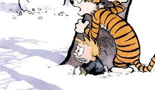 Calvin i Hobbes. Atak obłąkanych, zmutowanych śnieżnych potworów zabójców, tom 7