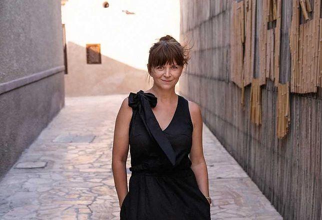 Monika od kilku miesięcy mieszka w Dubaju