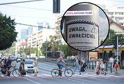 """Gwałciciel na warszawskiej Ochocie. """"Napadł na dziewczynę w biały dzień"""""""