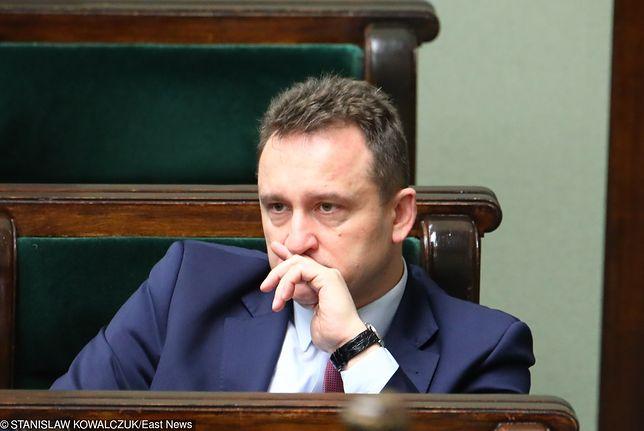 Generał Tomasz Miłkowski przed objęciem funkcji szefa SOP pracował w policji